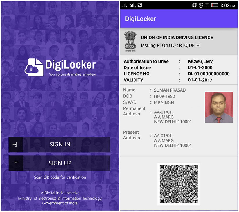 DigiLocker APk