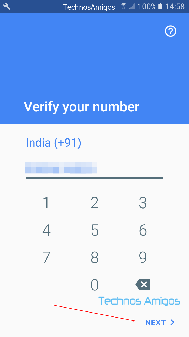Google Duo Deregister a number