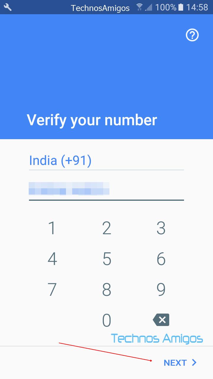 Google Duo Deregister a number