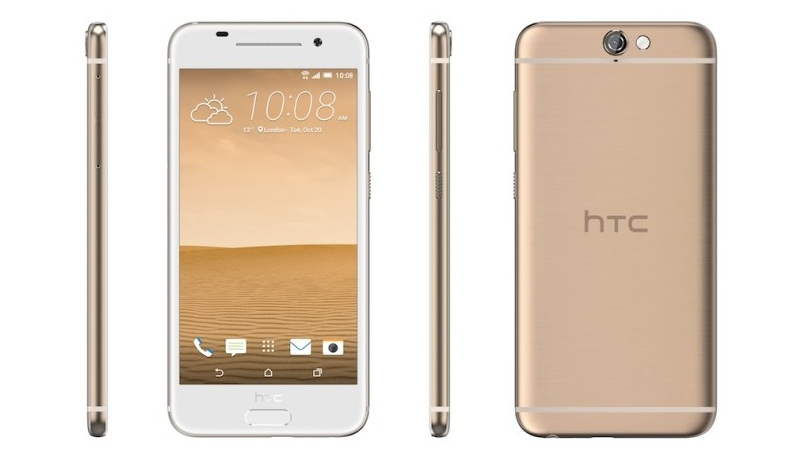 HTC one A9s phone