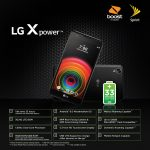 Sprint LG X Power available as Prepaid on Boost Mobile