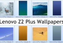 Lenovo Z2 Plus stock wallpapers