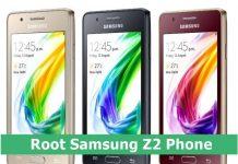 Root Samsung Z2