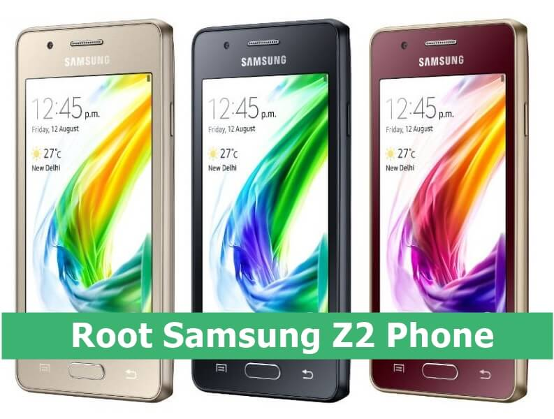 Root Samsung Z2 - Fastest Method to Root Tizen Phone