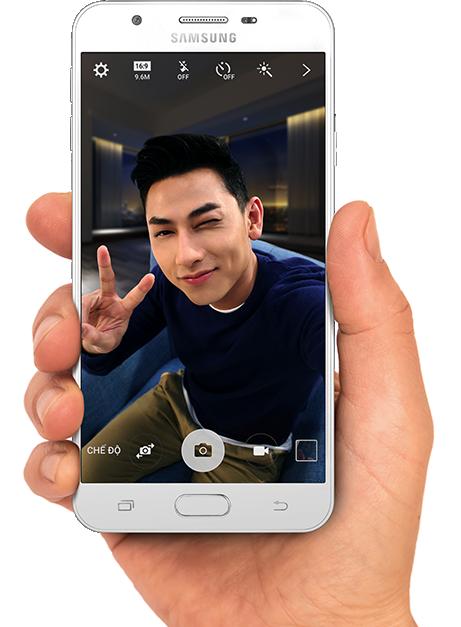 Samsung Galaxy J7 Prime promotional