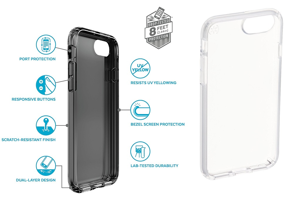 Slim case for iPhone 7