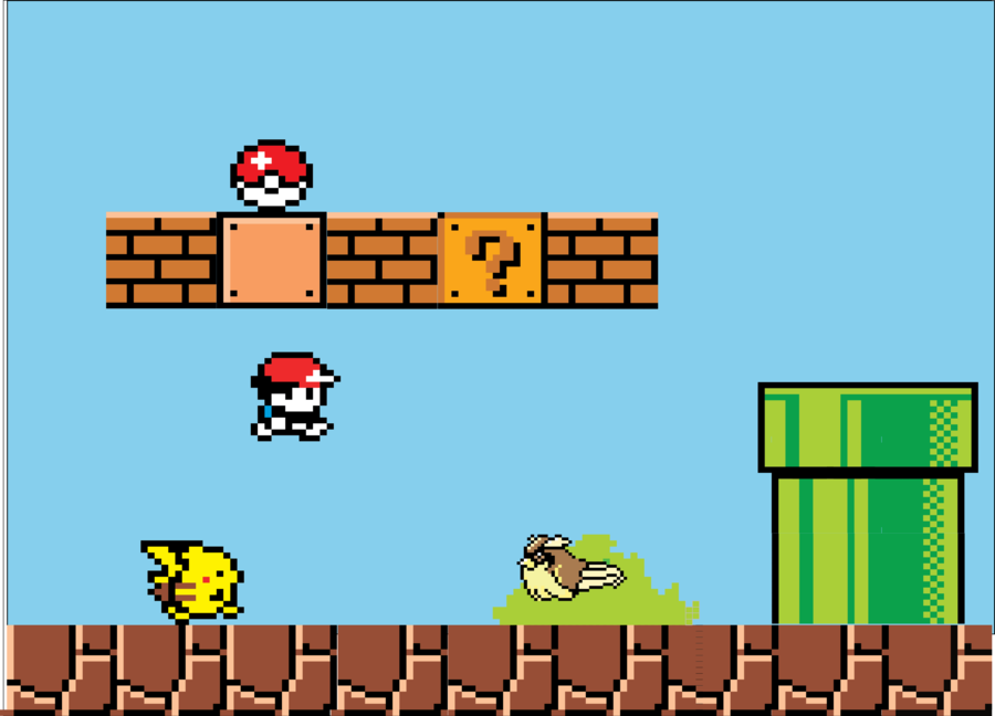 Super Mario Bros for iPhone