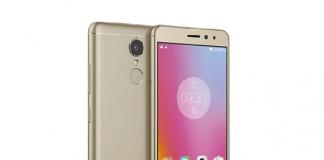 lenovo K6 phone