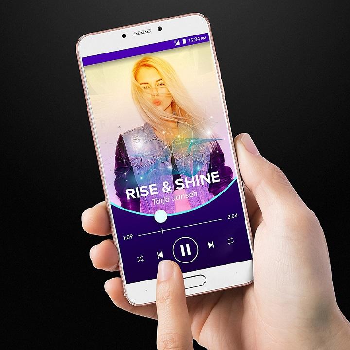 Blu Vivo 6 smartphone
