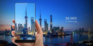 Xiaomi Mi Mix Nougat update