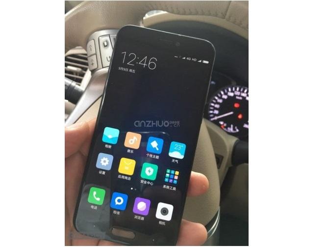 Xiaomi mi 5C leak