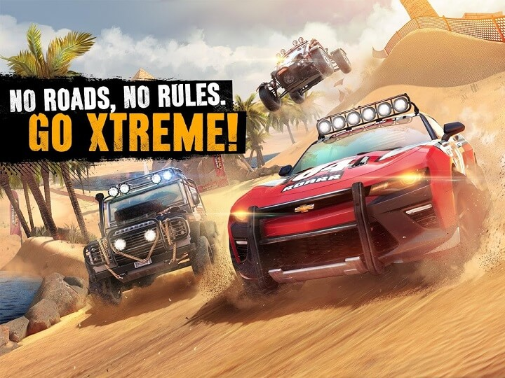 Asphalt Xtreme apk for Android