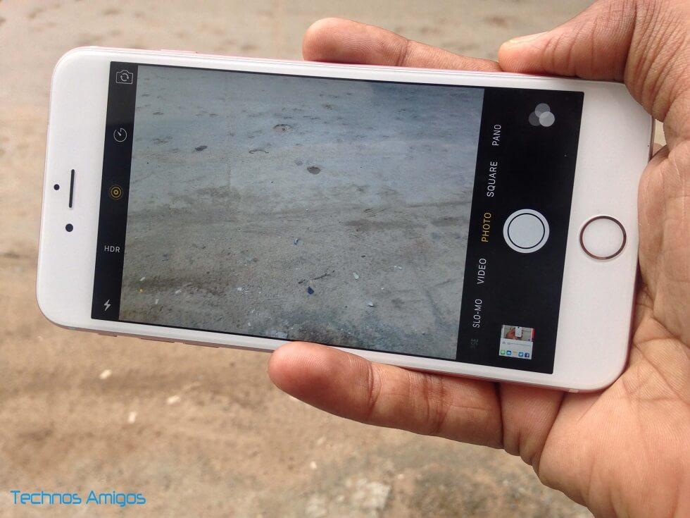 Apple iPhone Live Photos