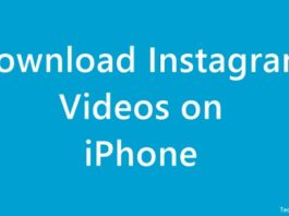 Download Instagram Videos on iPhone
