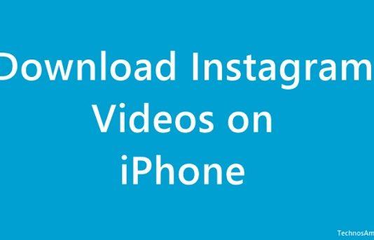 Download Instagram Videos on iPhone