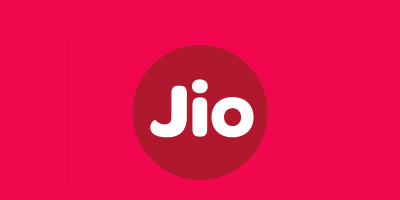 Reliance JIO Broadband | Jio Logo