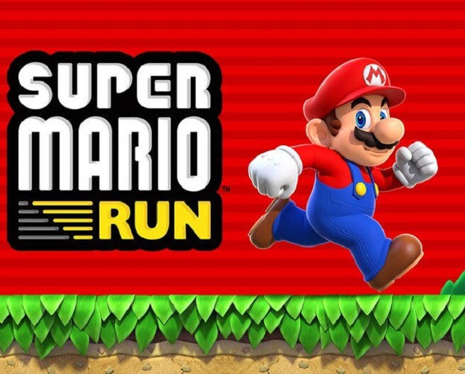 Download Super Mario Run for iPhone