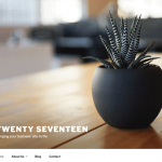 Download WordPress Twenty Seventeen Theme