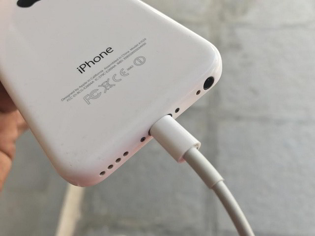 Apple iPhone Fast Charging