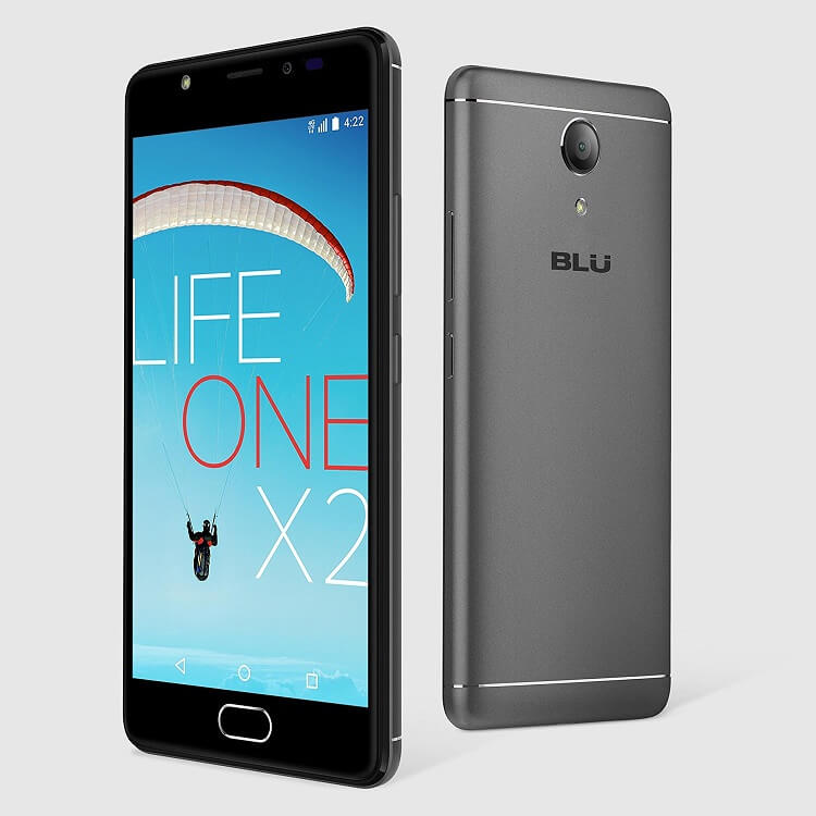 BLU Life One X2 root