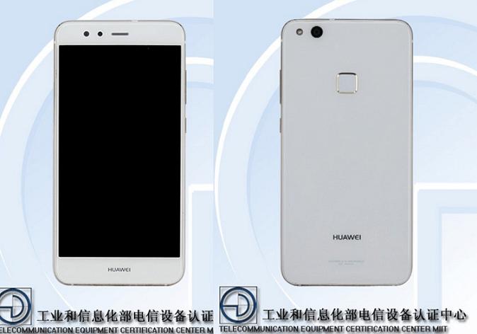 Huawei P10 Lite Leak