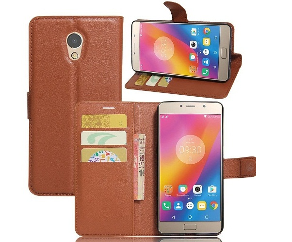 Lenovo P2 wallet case