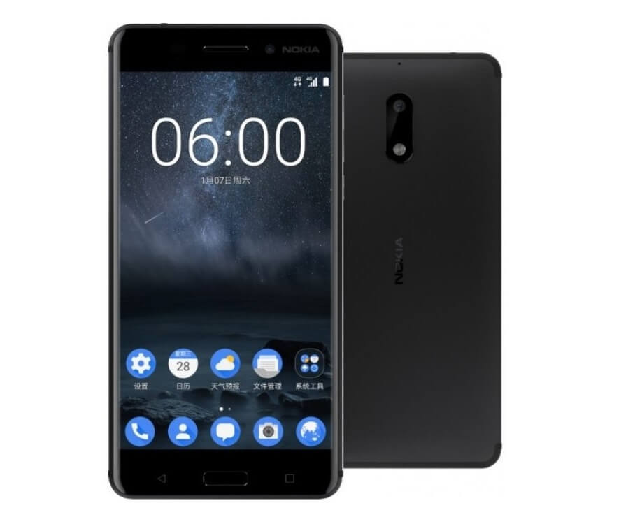 Nokia 6 is the first Nokia Android Phone – Price, Availability Details