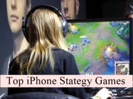 Top iPhone strategy games