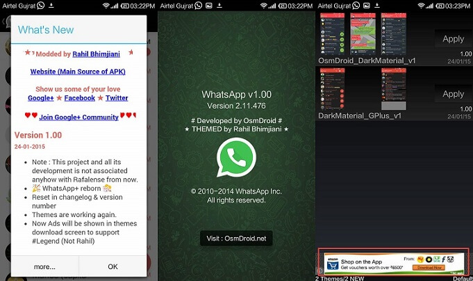 WhatsApp Plus Reborn