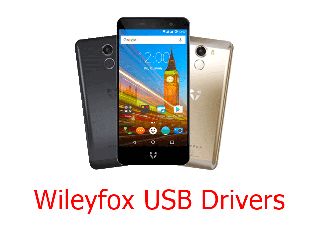 Wileyfox USB Drivers