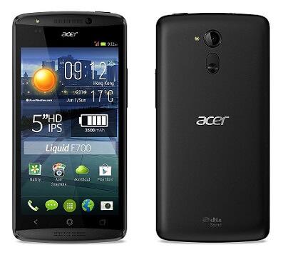 Acer Triple SIM Phone