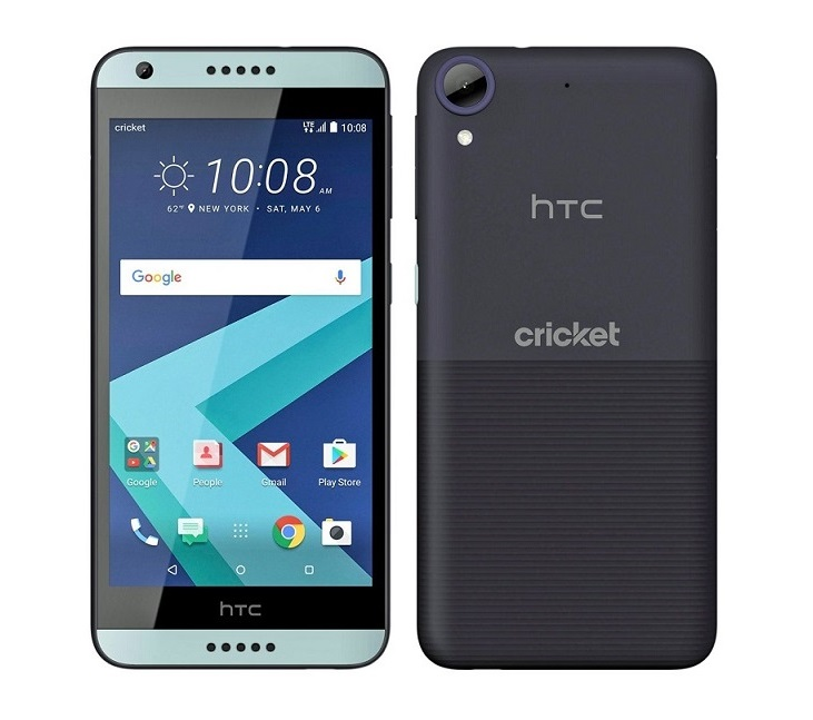 Cricket Wireless HTC Desire 650