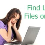 Find Lost Files with free Data Recovery Software