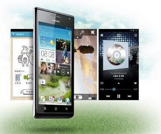Huawei Emotion launcher
