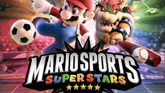 Mario Sports Superstars soccer