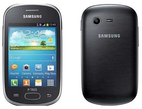 Samsung Triple SIM smartphone