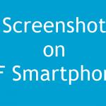 How to Take Screenshot on Reliance JIO LYF Smartphones