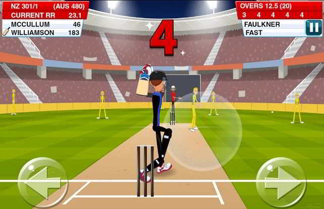 Best Cricket game for iPhone