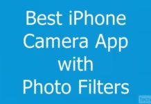 Best iPhone Camera Apps with Photo Filters