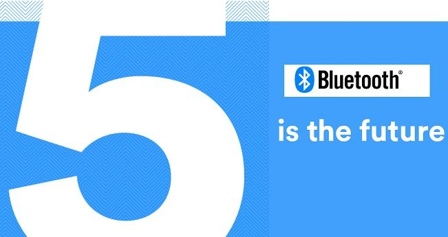 Bluetooth 5 Specs, Bluetooth 5 features