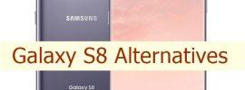 Best Galaxy S8 alternatives