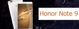Huawei Honor Note 9 Release Date, Specifications & Rumors