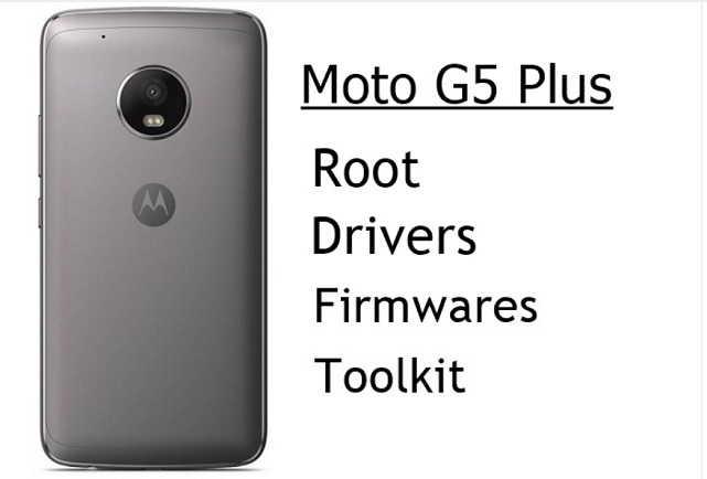 Moto G5 Plus Root