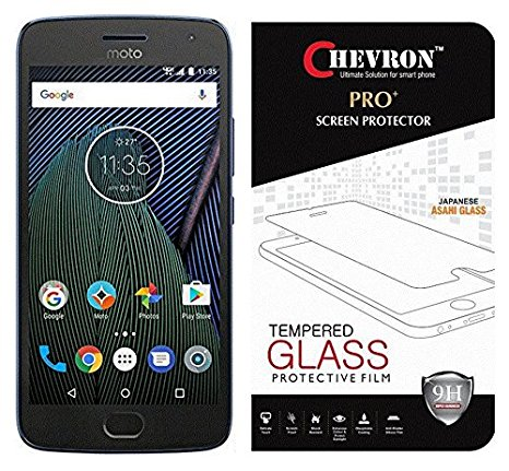 Moto G5 Plus Tempered Glass