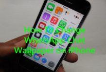 Change WhatsApp Chat Wallpaper