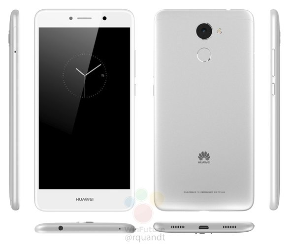 Huawei Enjoy 7 Plus TRT-AL00
