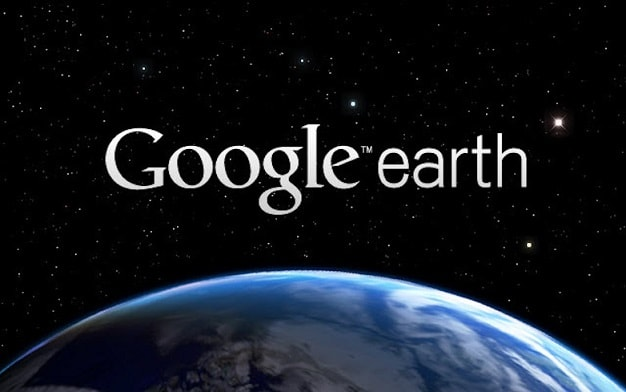 New Google Earth 2017