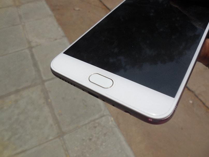 Oppo F3 Plus Design