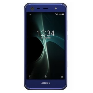 Sharp Aquos Serie Mini SHV38