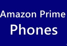 Amazon Prime Phones deals, offers, exclusive phones list